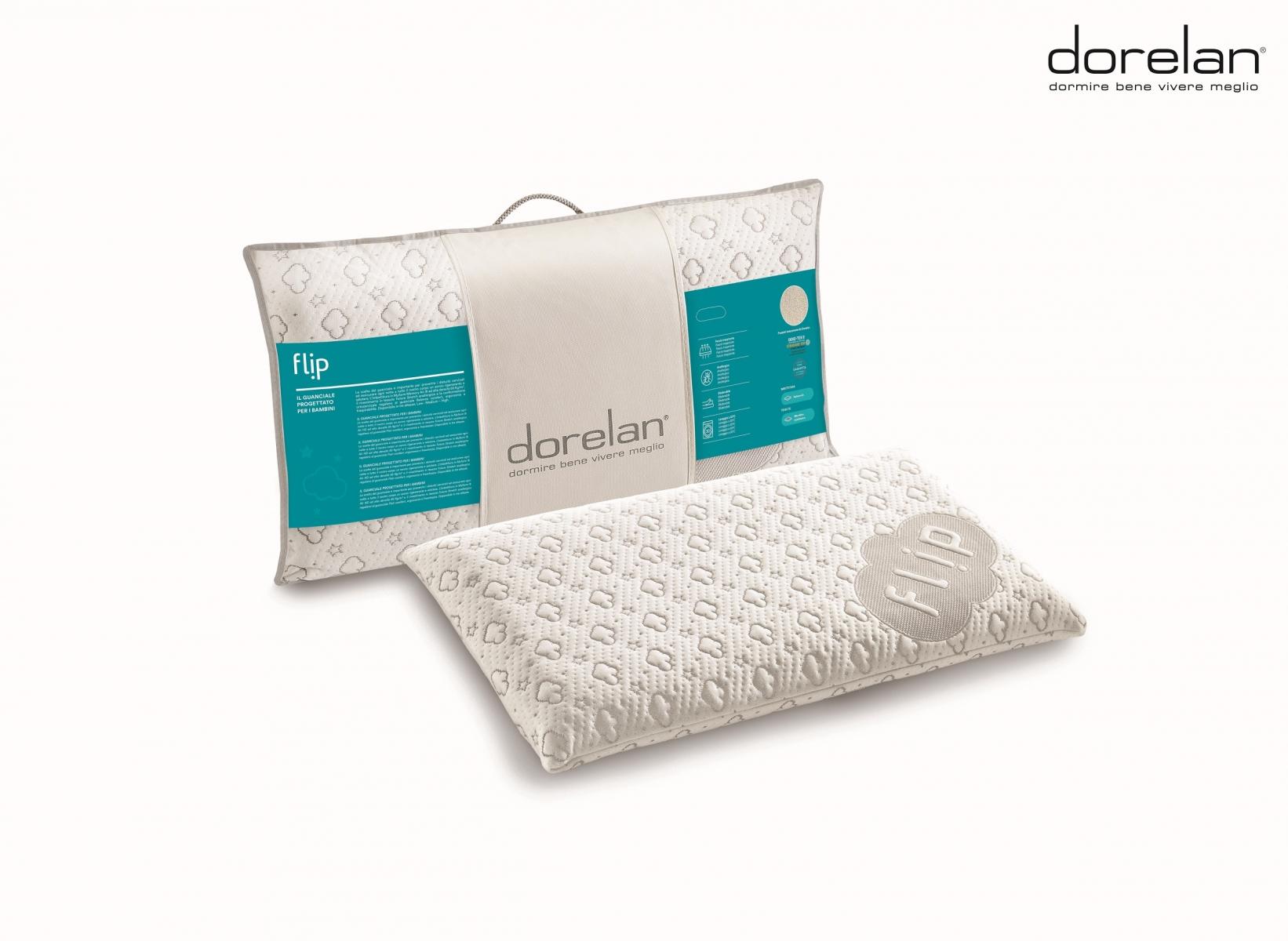 Cuscino Dorelan Flip