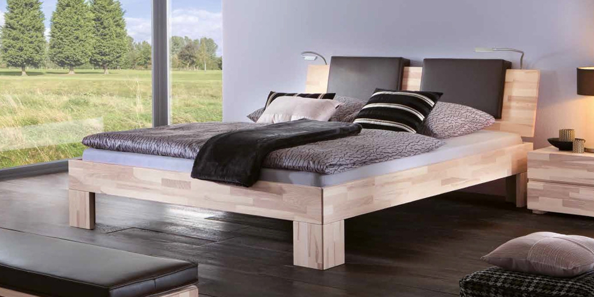 Letto Hasena Wood - Line